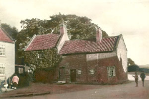 Cook's cottage in Great Ayton, now in Australia